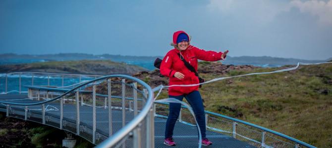 Storm på Atlanterhavsveien